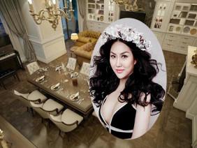 Phi Thanh Vân khoe nhà mới giá gần 10 tỷ đồng